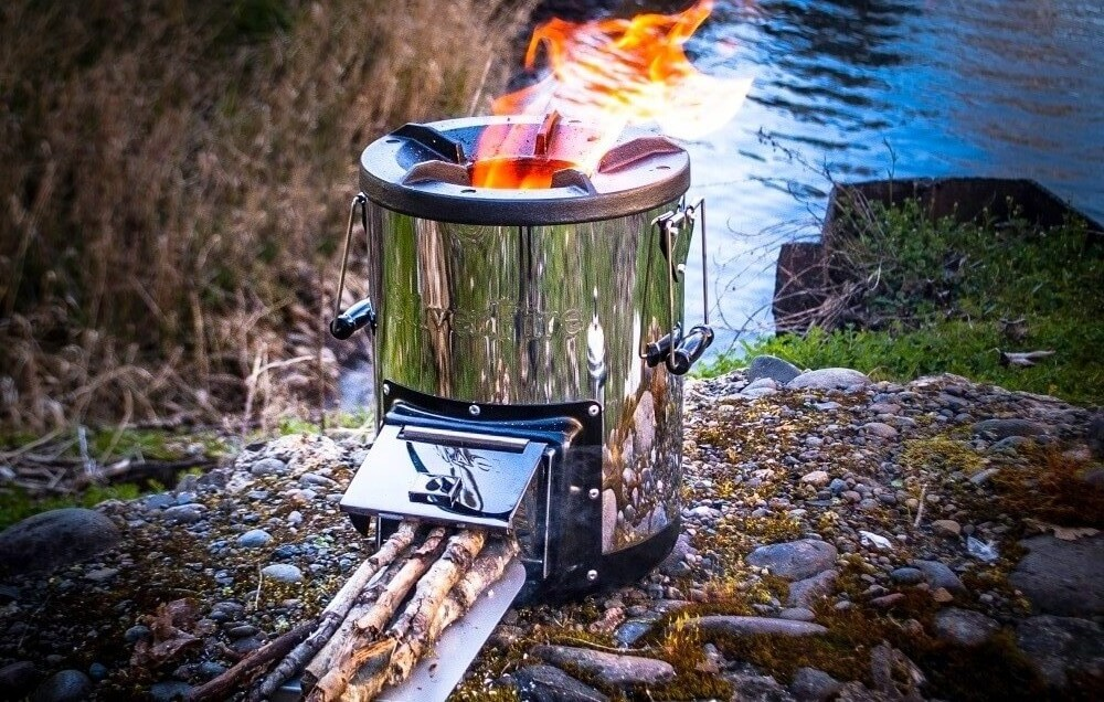 Survivor Rocket Stove_image