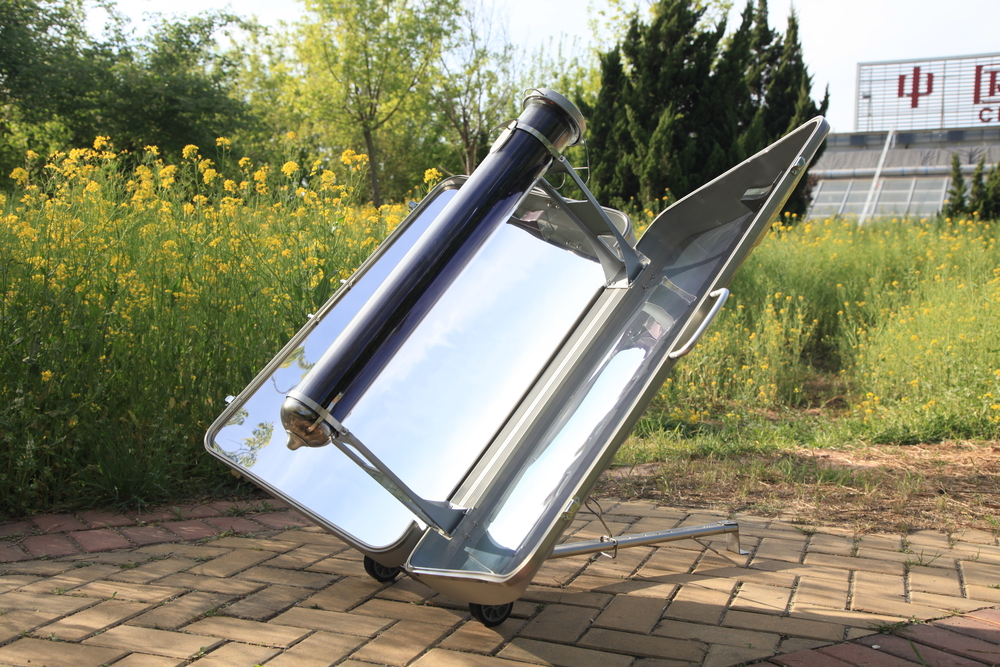 Xl Evacuated Tube Solar Cooker Solar Cookers