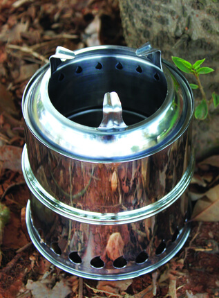 Image Economy Scout Stove