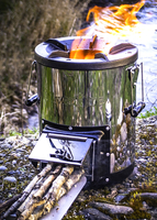 Image Survivor Rocket Stove