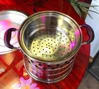 Dragon Pot & Steam Basket