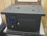 Image Tabletop Dragon Oven & Cooktop