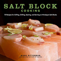 Image Salt Block Book