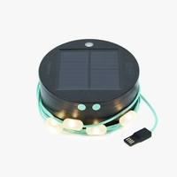 Image LUCI Expandable Mobile Charging Solar String Lights