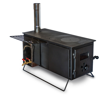 Multi-Function Tent Dragon | Chimney Stoves