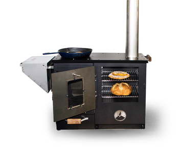 Cascade Cook Stove Oven Chimney Stoves