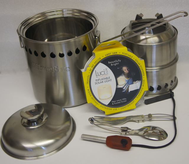 304 Ss Scout Amp Mini Dragon Pot Kit For 2 Stoves