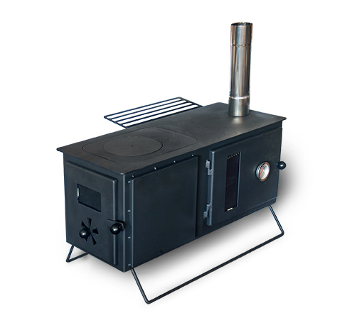 Unfortunately the portable tent stove market is saturated with inefficient primary combustion tent stove designs that havenu0027t changed in decades (high in ...  sc 1 st  SilverFire & Multi-Function Tent Dragon | Chimney Stoves